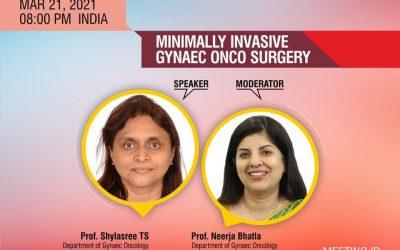 Minimally Invasive Gynaec Onco Surgery