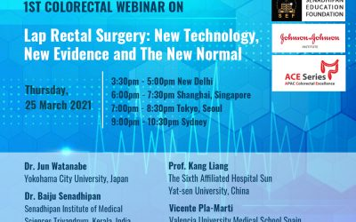 Lap Rectal Surgery: New Technology, New Evidence and The New Normal