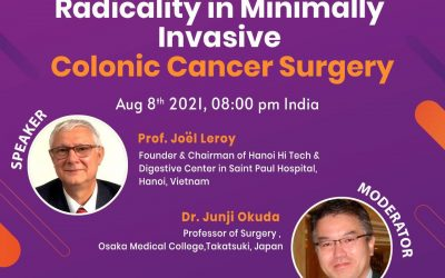 Webinar on Radicality in Minimally Invasive Colonic Cancer Surgery